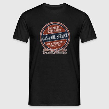 Milwaukee County Premium Petrol - Männer T-Shirt