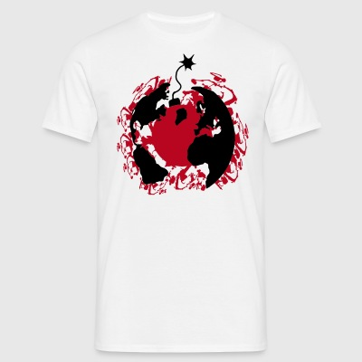 end of world T-Shirts - Männer T-Shirt
