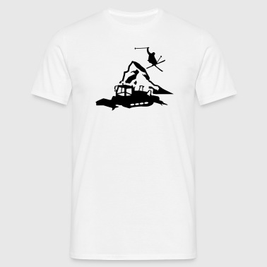 matterhorn in switzerland T-Shirts - Männer T-Shirt