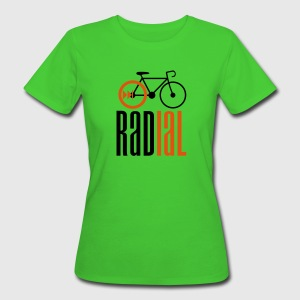 Radial - Frauen Bio-T-Shirt