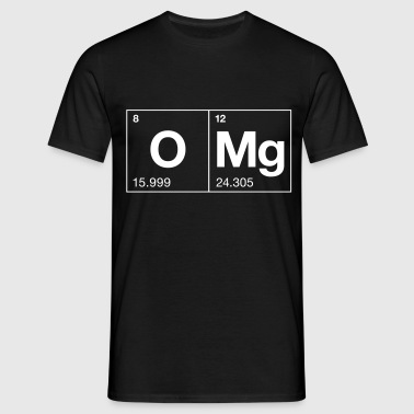 OMG Periodic Style - Men's T-Shirt