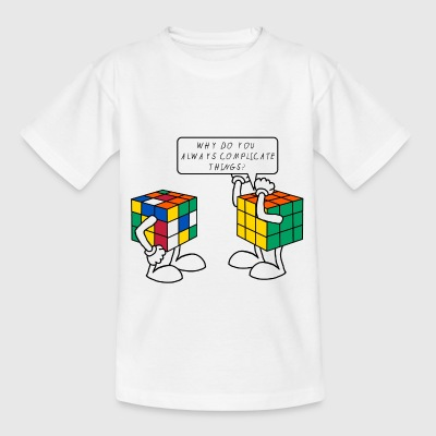 Complicate Things - Teenager T-shirt