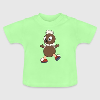 Baby T-Shirt - Pittiplatsch - Baby T-Shirt