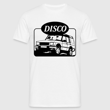 Landie Disco - Autonaut.com - Men's T-Shirt
