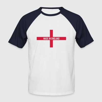 Made in England baseball shirt - Men's Baseball T-Shirt