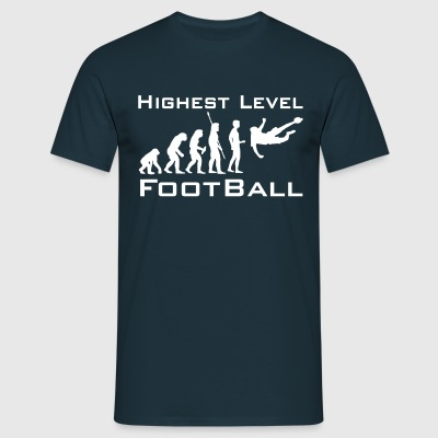 Highest Level FootBall T-Shirts - Männer T-Shirt