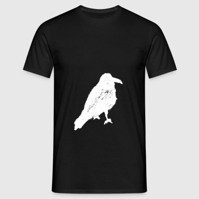 Raven Invert Men - Men's T-Shirt