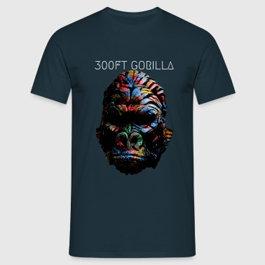 300ft Gorilla Toy Gorilla - Male T - Men's T-Shirt