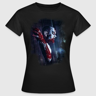 evil dead 01 girls - Frauen T-Shirt