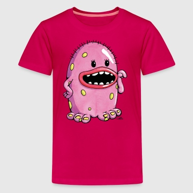 Monster Kids' Shirts - Teenage Premium T-Shirt