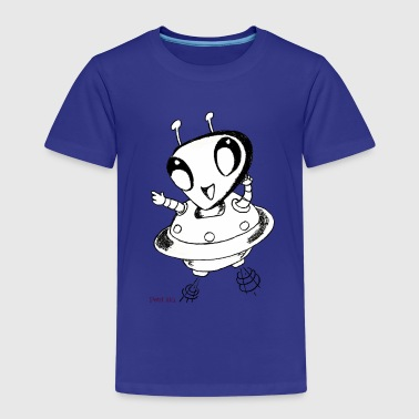 Petit lilü I`am from Mars - Kinder Premium T-Shirt