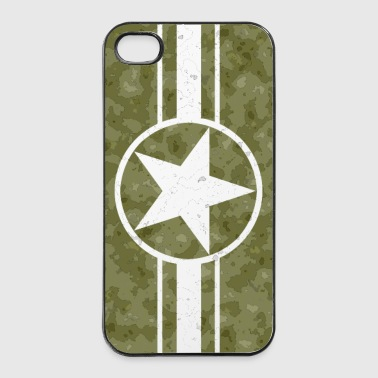 US Army smartphone cese - Coque rigide iPhone 4/4s