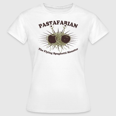 The Flying Spaghetti Monster  - Women's T-Shirt