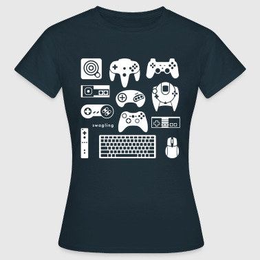 Shop Video Games T Shirts Online Spreadshirt