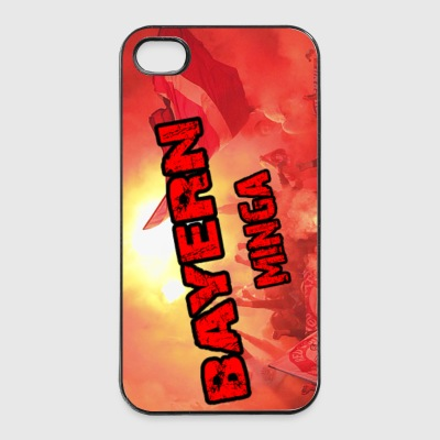 iPhone4 Cover BAYERN MINGA - iPhone 4/4s Hard Case