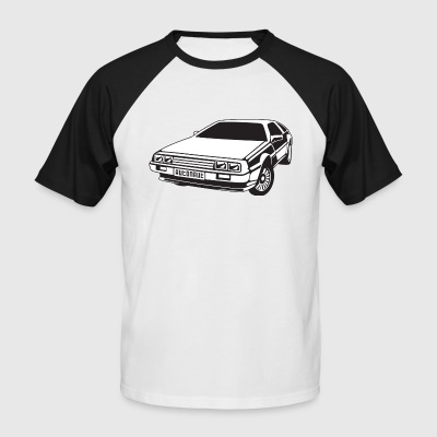 DMC DeLorean - Men's Baseball T-Shirt