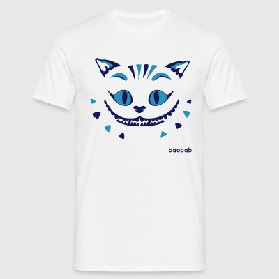 Cat Face - Männer T-Shirt
