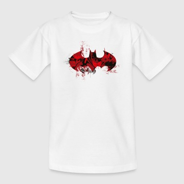 Logo Batman rouge Tee-shirt Enfant - T-shirt Enfant