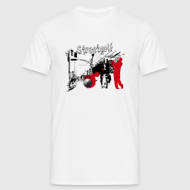 Streetgolf - T-shirt Homme