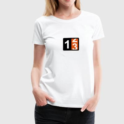 Countdown 3 T-Shirts - Frauen Premium T-Shirt