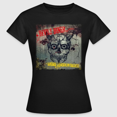 Ruff Revolution Girlie - Frauen T-Shirt