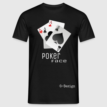 G-D Pokerface Shirt - Männer T-Shirt