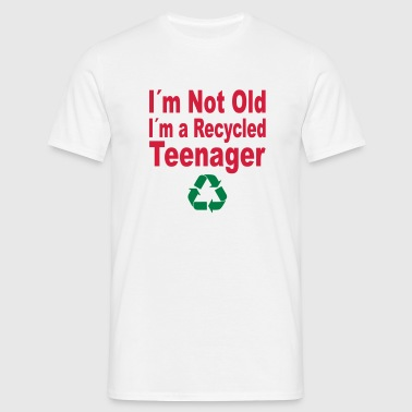 not old T-Shirts - Men's T-Shirt