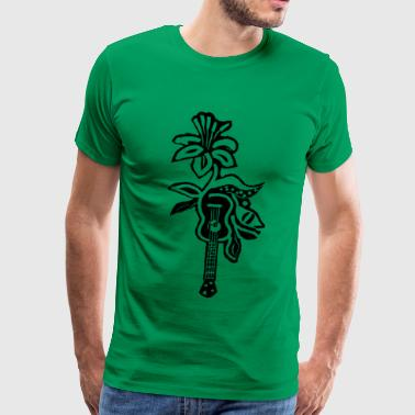 Hawaii Madness Men - Camiseta premium hombre
