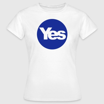 yes T-Shirts - Women's T-Shirt