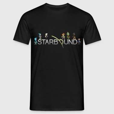 Starbound - T-shirt Homme