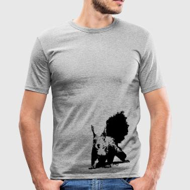 Squirrel - Männer Slim Fit T-Shirt