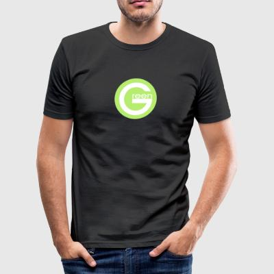 Green - Männer Slim Fit T-Shirt