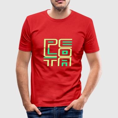 Pelota Bright Limited - slim fit T-shirt