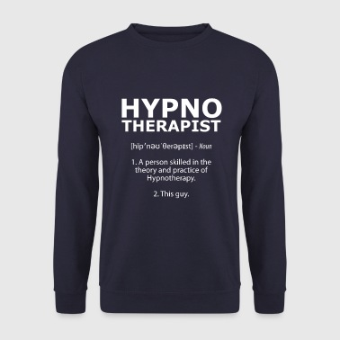 Hypnotherapist Sweater - Men's Sweatshirt