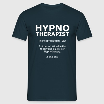 Hypnotherapist Tee - Men's T-Shirt