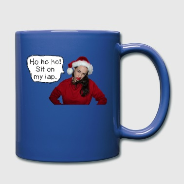 Ho ho ho! Miranda Sings Mugs & Drinkware - Full Colour Mug
