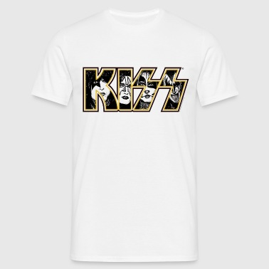 Kiss - Men's T-Shirt