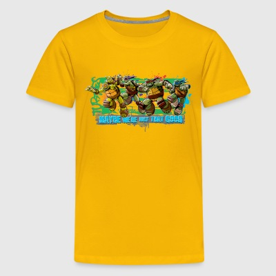 Teenage Premium Shirt TURTLES 'puede ser' - Camiseta premium adolescente