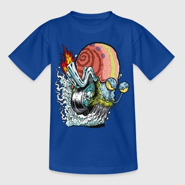 Teenagers' Shirt SpongeBob Snail Gary Gary - Teenager T-Shirt