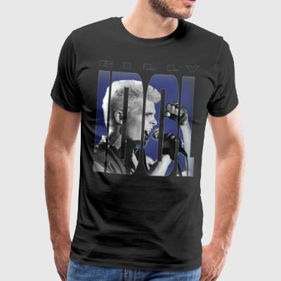 IDOL Billy Idol - T-shirt Premium Homme