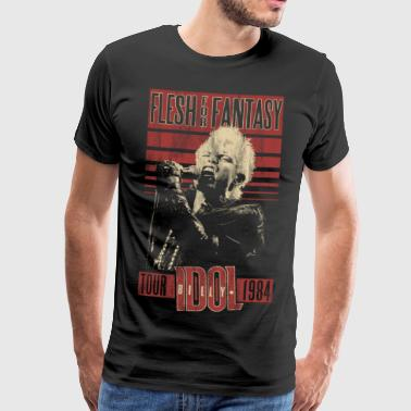 Flesh For Fantasy Billy Idol - Men's Premium T-Shirt