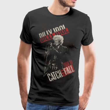 Catch My Fall Billy Idol - T-shirt Premium Homme