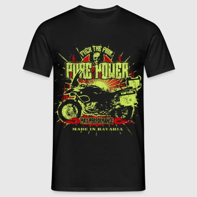 GS 1200 Pure Power - Männer T-Shirt
