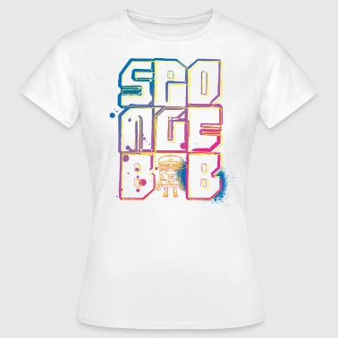 Womens' Premium SPONGEBOB - Frauen T-Shirt