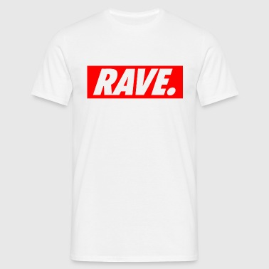 Rave - T-shirt Homme