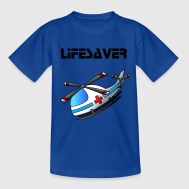 Hubschrauber T-Shirts - Teenager T-Shirt