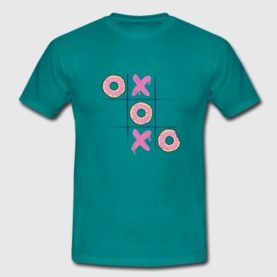 Donuts game - T-shirt Homme