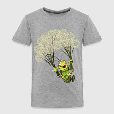 Kinder T-Shirt - Georg der Flieger - Kinder Premium T-Shirt