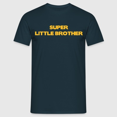 super little brother 02 - Men's T-Shirt