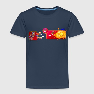 pew pew boys navy - Kids' Premium T-Shirt